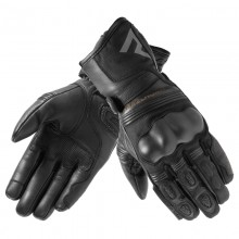 Перчатки кожаные REBELHORN PATROL LONG LADY black