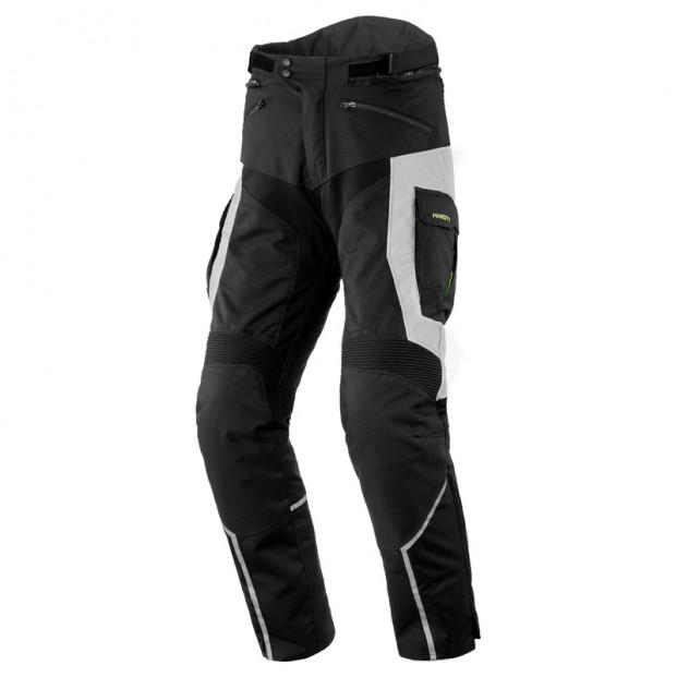 Штаны текстильные REBELHORN HARDY II black/gray