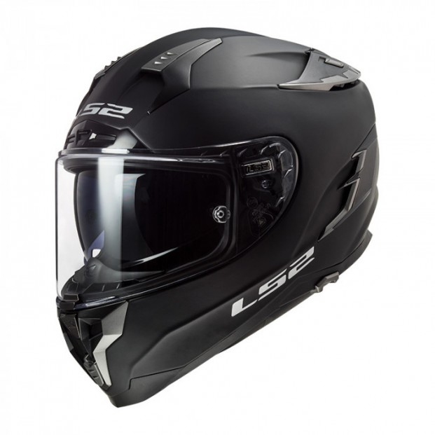 Шлем LS2 FF327 Challenger Solid Matt Black