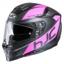 Шлем HJC RPHA-70 PINOT Black/Pink
