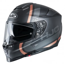 Шлем KASK HJC RPHA-70 GAON Black/Orange