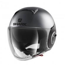 Шлем Shark Nano Street Neon Anthracite Black