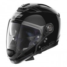 Шлем Nolan N70-2 GT Classic N-Com 3 Glossy Black