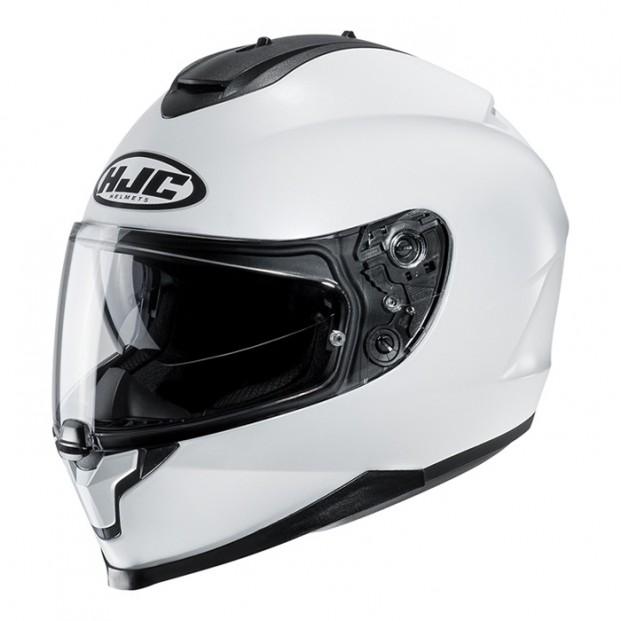 Шлем HJC C70 Pearl White