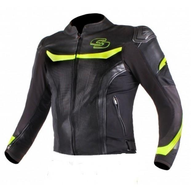 Куртка TSCHUL 875 blk fluor