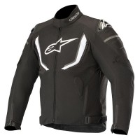 Куртка Alpinestars T-GP R V2 Waterproof Black White