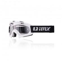 Очки кросс-эндуро IMX MUD white (прозрачная линза)