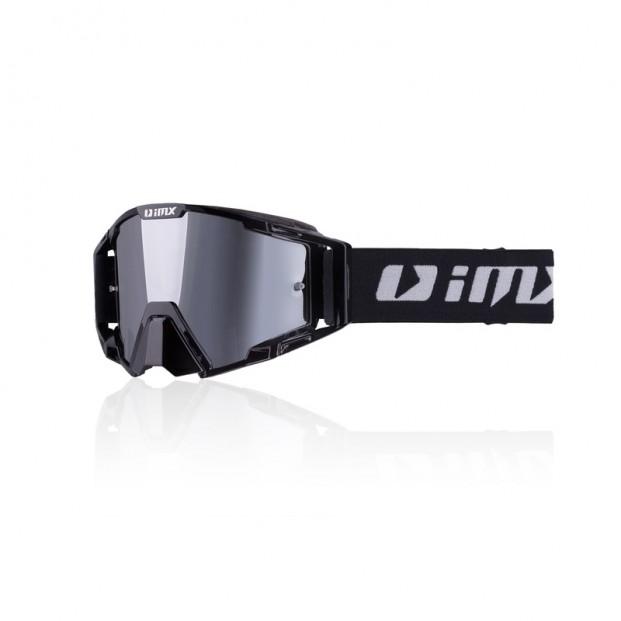 Очки кросс-эндуро IMX SAND black (2 линзы)