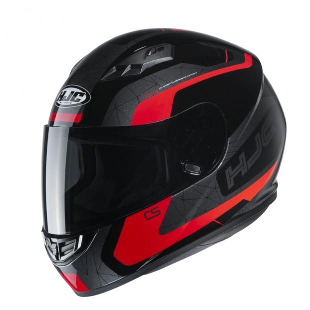 Шлем HJC CS-15 Dosta black red
