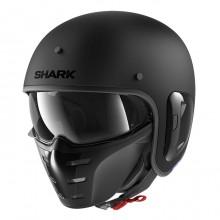 Шлем Shark S-Drak 2 Blank black mat