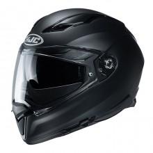 Шлем HJC F70 Semi Flat Black