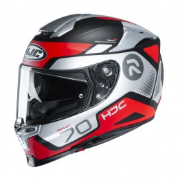 Шлем HJC RPHA-70 SHUKY black/grey/red