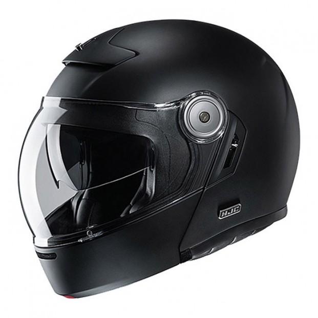 Шлем HJC V90 Semi Flat Black