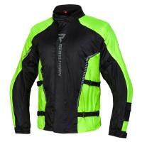 Куртка дождевая Rebelhorn Patrol Flo Yellow Black