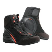 Ботинки Dainese Motorshoe D1 Air Black Fluo Red Anthracite