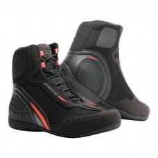 Ботинки Dainese Motorshoe D1 Air Black Fluo Red Anthracite