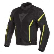 Куртка Dainese Air Crono 2 Tex Black Black Fluo Yellow