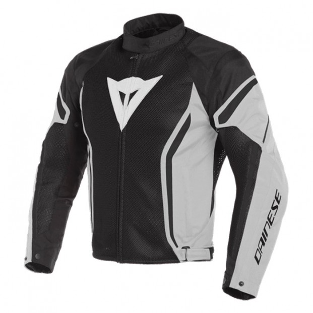 Куртка Dainese Air Crono 2 Tex Black Glacier Gray Black