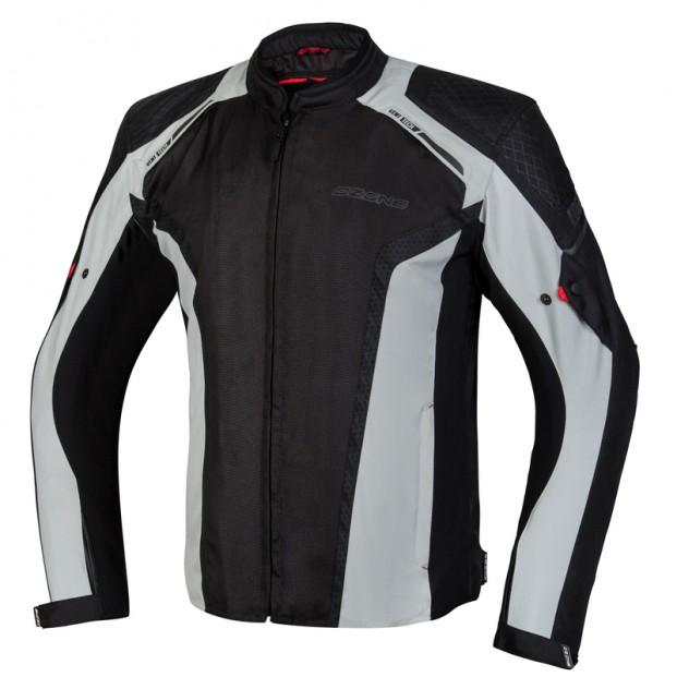 Куртка Ozone Edge II Black/Grey
