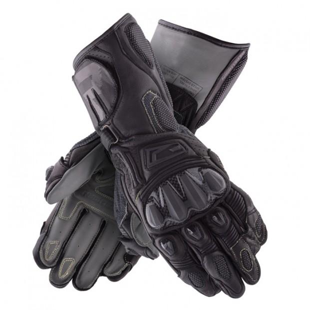 Перчатки Rebelhorn Rebel Black