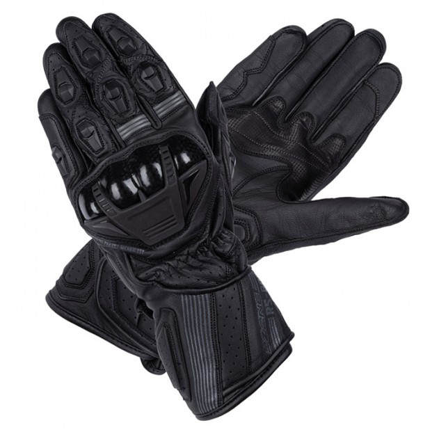 Перчатки Ozone RS600 Black Grey