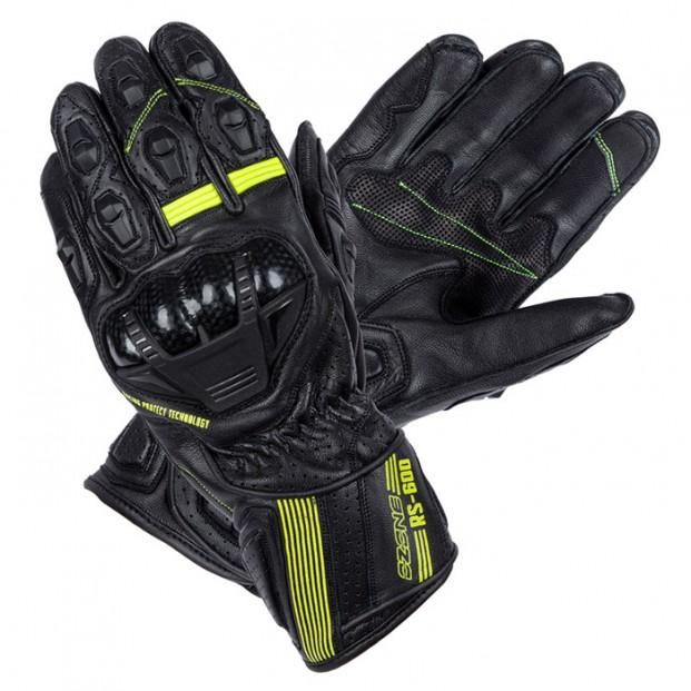 Перчатки Ozone RS600 Black Flo Yellow