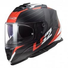 Шлем LS2 FF800 Storm Nerve Matt Black Red