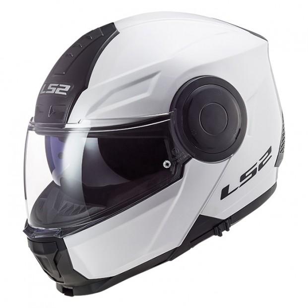 Шлем LS2 FF902 Scope Solid White