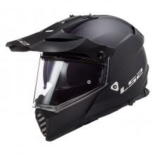 Шлем LS2 MX436 Pioneer Evo Matt Black