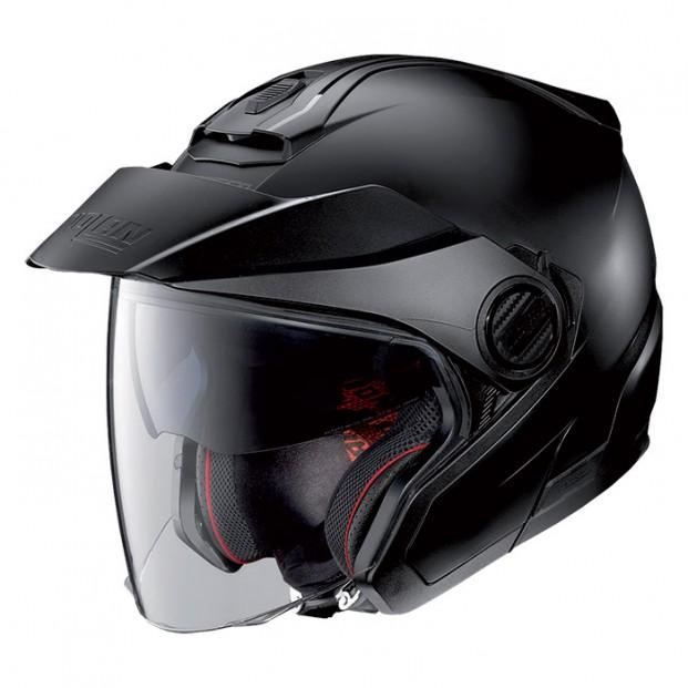 Шлем Nolan N40-5 Classic N-Com 10 Flat Black