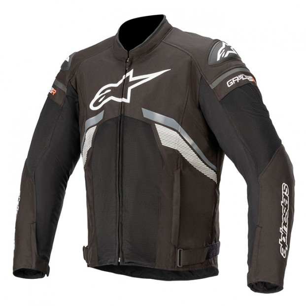 Куртка Alpinestars T-GP Plus R V3 Air Black Dark Gray White