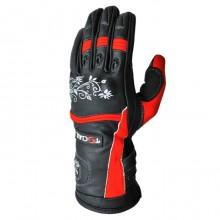 Перчатки Tschul 301 Lady Black Red