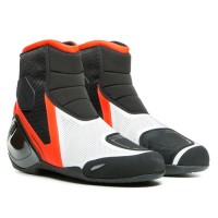 Ботинки Dainese Dinamica Air Black Fluo-Red White