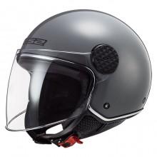 Шлем LS2 OF558 Sphere Lux Solid Nardo Grey