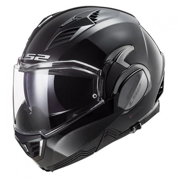Шлем LS2 FF900 Valiant II Solid Black