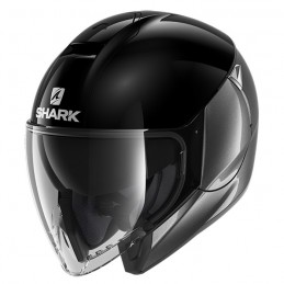 Шлем Shark Citycruiser Dual Blank Anthracite Black Anthracite