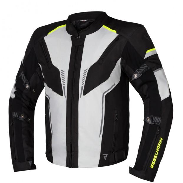 Куртка Rebelhorn Blast ICE/Black/Flo Yellow