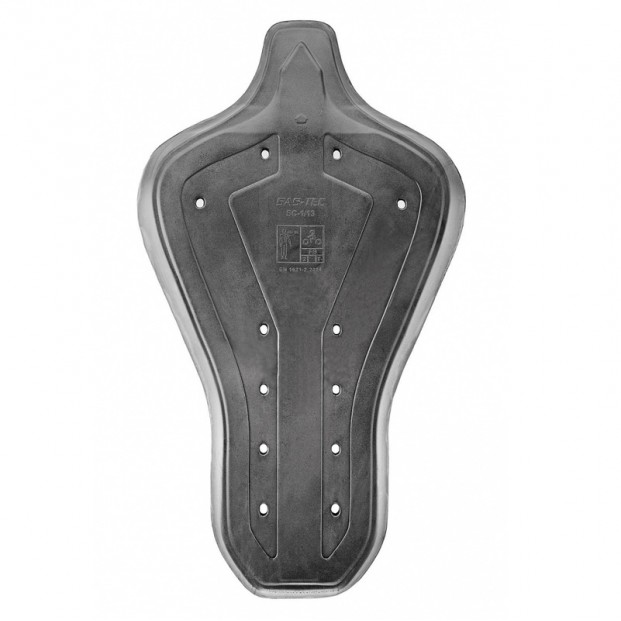 Протектор спины SAS-TEC LEVEL 2 Black (1шт)
