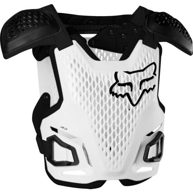 Защита панцирь Fox R3 White
