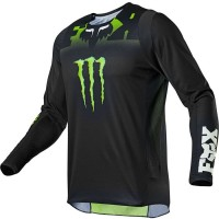 Мотоджерси Fox 360 Monster Jersey Black
