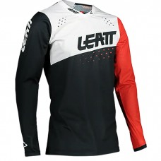 Мотоджерси Leatt Moto 4.5 Lite Jersey Black/White