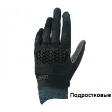Мотоперчатки подростковые Leatt Moto 3.5 Jr Glove Black