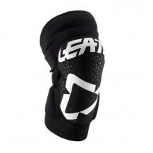 Наколенники Leatt 3DF 5.0 Zip Knee Guard White/Black