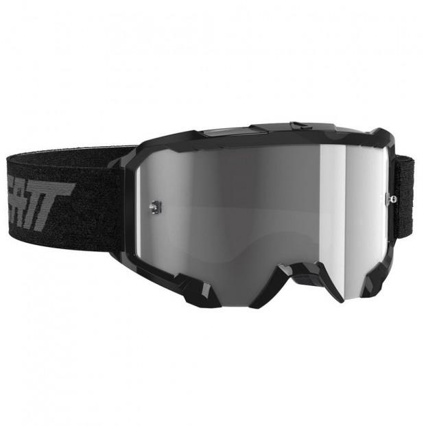 Очки Leatt Velocity 4.5 Black/Light Grey