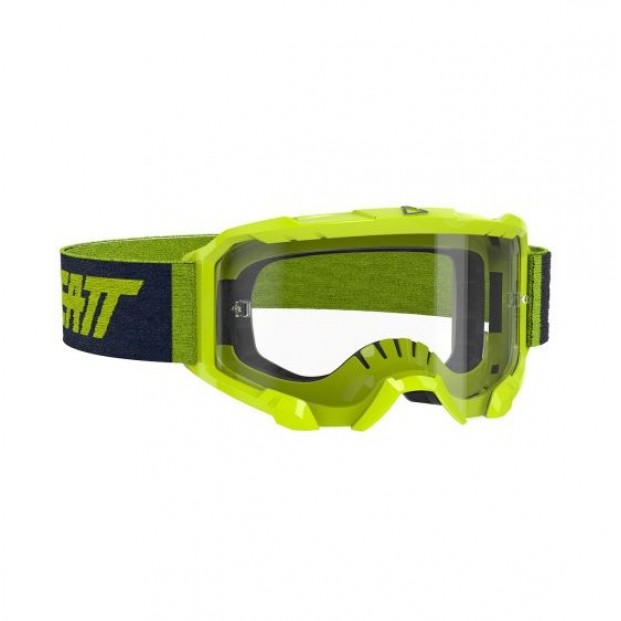 Очки Leatt Velocity 4.5 Neon Lime/Clear