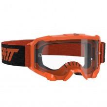 Очки Leatt Velocity 4.5 Neon Orange/Clear