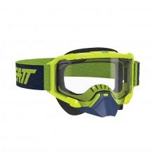 Очки Leatt Velocity 4.5 SNX Goggle Neon Lime Clear