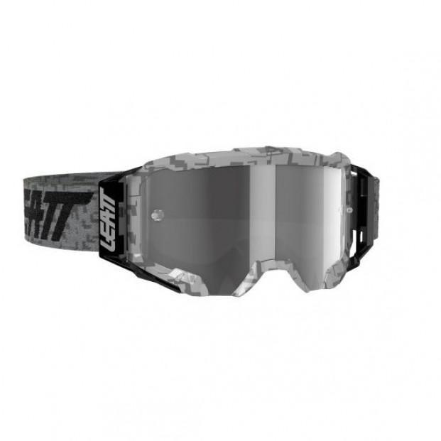 Очки Leatt Velocity 5.5 Steel/Light Grey
