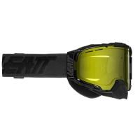 Очки Leatt Velocity 6.5 SNX Goggle Black/Grey Yellow