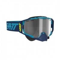 Очки Leatt Velocity 6.5 SNX Goggle Ink/Blue Light Grey